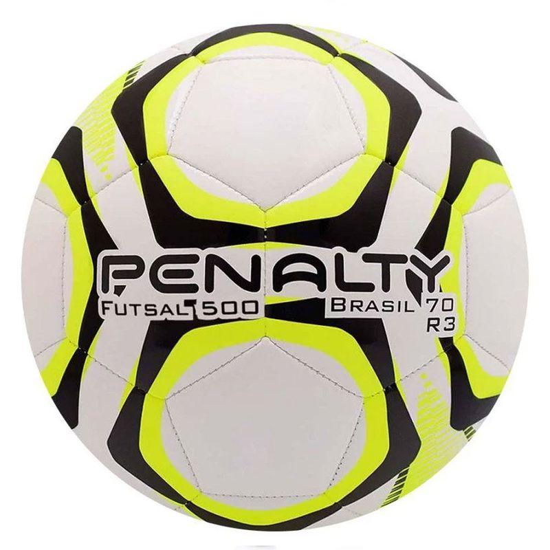 ebdf1ae38f943 Bola de Futsal - Brasil 70 - R3 IX - Penalty - Ri Happy Brinquedos
