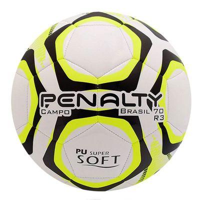 Bola-de-Futebol---Campo---Brasil-70---R3-IX---Branca-e-Amarela---Penalty