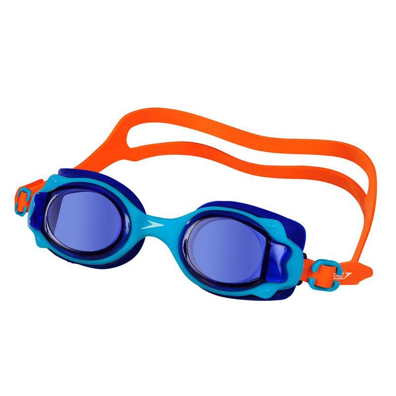 Óculos de Natação Infantil - Lappy - Azul - Speedo - PBKIDS dfe2729932