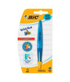Caneta-Esferografica---1.0mm---Evolution-Kids---Azul---BIC
