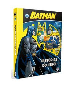 Conjunto-com-6-Minilivros---DC-Comics---Batman---Historias-do-Heroi---Ciranda-Cultural