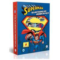 Conjunto-com-6-Minilivros---DC-Comics---Superman---As-Historias-do-Homem-de-Aco---Ciranda-Cultural