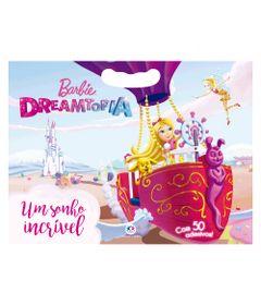 Livro-Infantil-com-50-Adesivos---Barbie-Dreamtopia---Um-Sonho-Incrivel---Ciranda-Cultural
