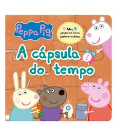 Livro---Peppa-Pig---Meu-Primeiro-Livro-Quebra-Cabeca---A-Capsula-do-Tempo---Ciranda-Cultural