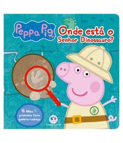 Livro---Peppa-Pig---Meu-Primeiro-Quebra-Cabeca---Onde-esta-o-Senhor-Dinossauro---Ciranda-Cultural