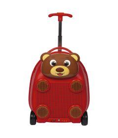 Mochila-Com-Rodinhas---Play-Music-Animals-RC---Urso---Sestini