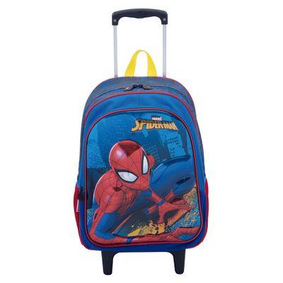 Mochila-Com-Rodinhas---Spider-Man---Marvel---Disney---Sestini