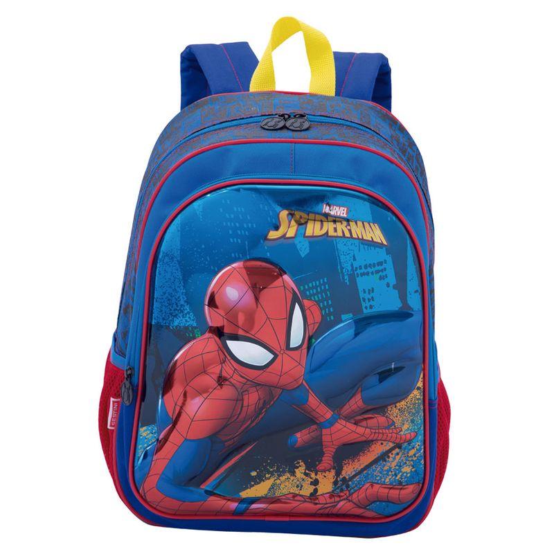 f243e2803 Mochila - Spider-Man - Marvel - Disney - Sestini - Saraiva