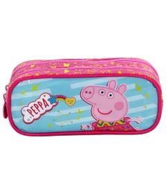Estojo-Duplo---Peppa-Pig---Fantastic---Xeryus