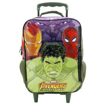 Mochila-com-Rodinhas---50Cm---Disney---Marvel---Avengers---Guerra-Infinita---Xeryus