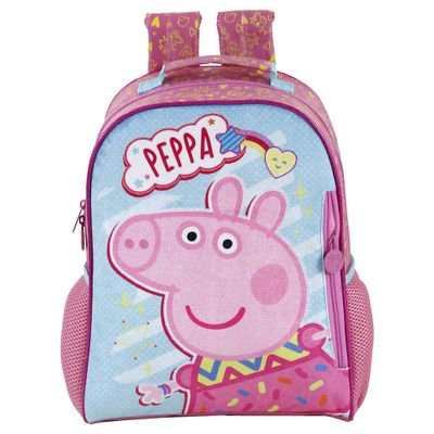 Mochila-Infantil---40Cm---Peppa-Pig---Fantastic---Xeryus
