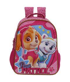 Mochila-Infantil---41Cm---Patrulha-Canina---Girl-Team---Xeryus