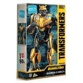 Quebra-Cabeca---Optimus-Prime---Transformers---200-Pecas---Toyster