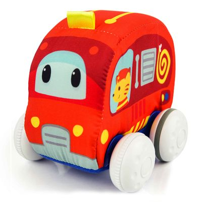 Carro-Pull-Back---Vermelho---WinFun_Frente
