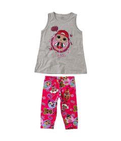 conjunto-infantil-regata-estampada-cinza-e-legging-vermelha-lol-surprise--malwee-4-1000050568_Frente