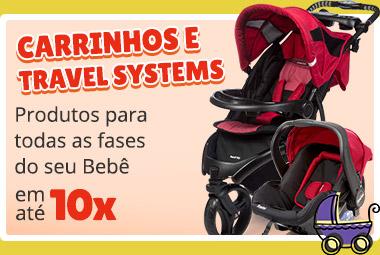 Carrinhos e Travel Systems