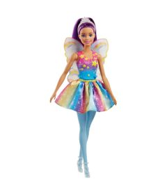 Boneca-Barbie---Barbie-Dreamtopia---Fadas---Rosa---Mattel