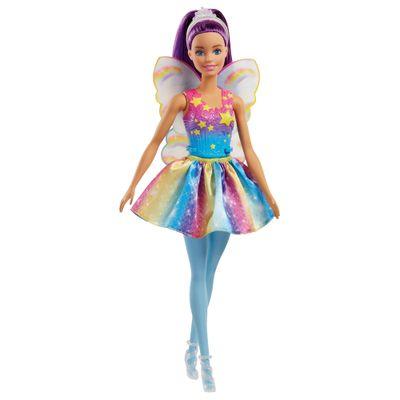 Boneca Barbie Barbie Dreamtopia Fadas Rosa Mattel