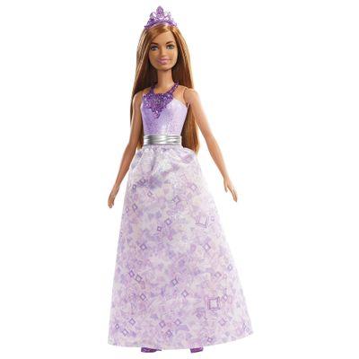 Boneca Barbie Barbie Dreamtopia Princesas Ruiva Mattel