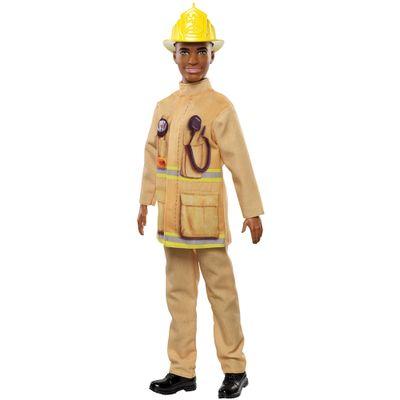 Boneco-Ken---Serie-Profissoes---Bombeiro---Mattel