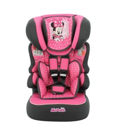 Cadeira-para-Auto---De-9-a-36-kg---Beline-Luxe---Disney---Minnie-Mouse---Paris---Team-Tex