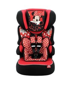 Cadeira-para-Auto---De-9-a-36-kg---Beline-Luxe---Disney---Minnie-Mouse---Red---Team-Tex