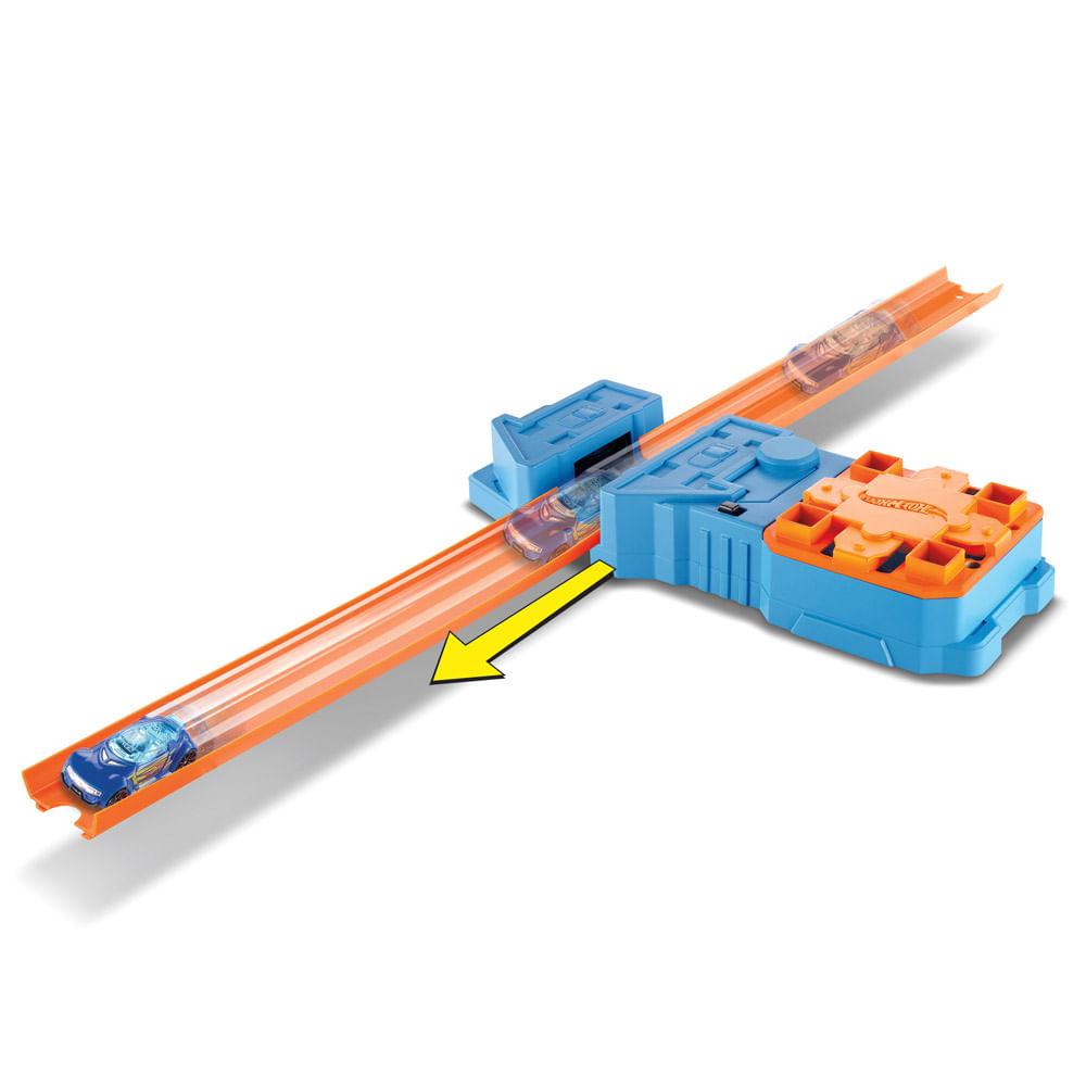 Pista e Veículo - Hot Wheels - Track Builder - Booster Pack - Mattel