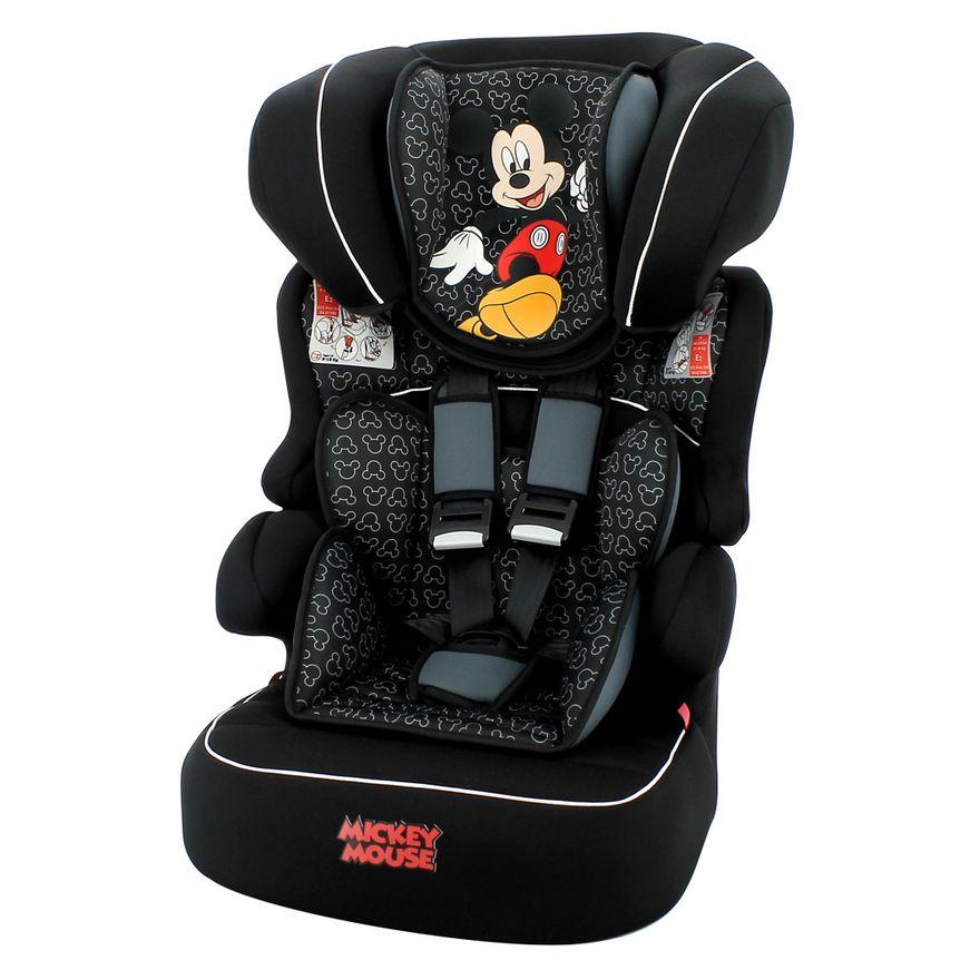 Cadeira-para-Auto---De-9-a-36-kg---Beline-Luxe---Disney---Mickey-Mouse---Vite---Team-Tex