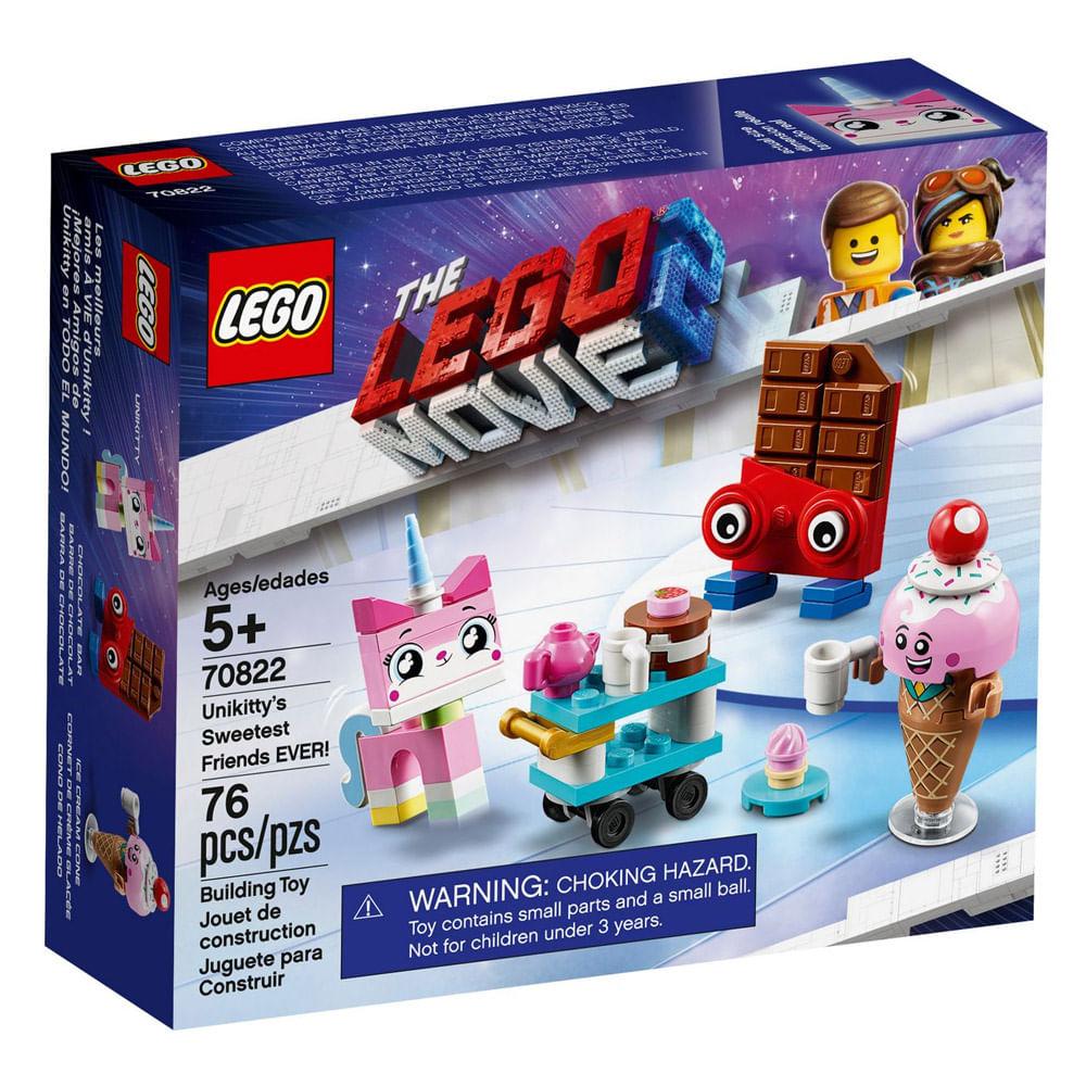 LEGO Movie - O Filme 2 - Amigos Queridos - 70822
