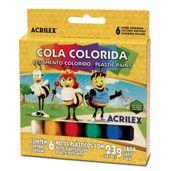 Cola-Artistica---6-Cores---23Gr---Acrilex