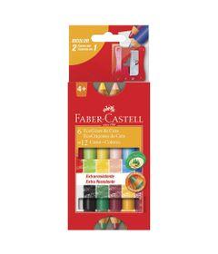 Giz-de-Cera---Ecogiz---12-Cores---Faber-Castell