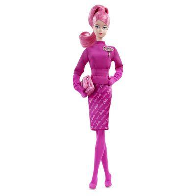 Boneca-Barbie-Colecionavel---60th-Anniversary---Proudly-Pink---Mattel