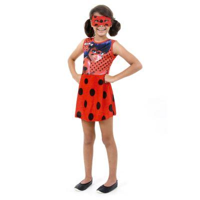 Fantasia-Infantil---Carnaval---Ladybug-Faces---Sulamericana---M