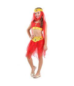 Fantasia-Infantil---Carnaval---Odalisca-Vermelha---Sulamericana---G