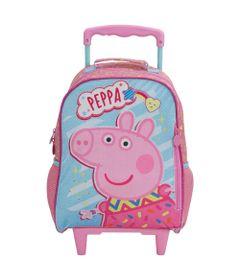 Mochila-com-Rodinhas---40Cm---Peppa-Pig---Xeryus