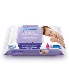 Lencos-Umedecidos---Hora-do-Sono---40-unidades---Johnson-s-Baby