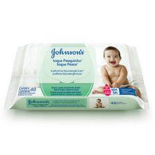 Lencos-Umedecidos---Toque-Fresquinho---48-Unidades---Johnson-s-Baby