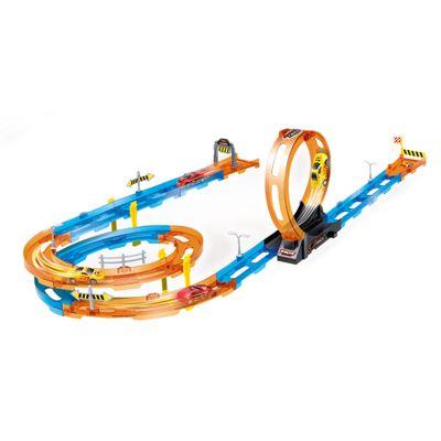 super-pista-com-2-mini-carrinhos-giro-360-street-rod-toyng-37080_Frente