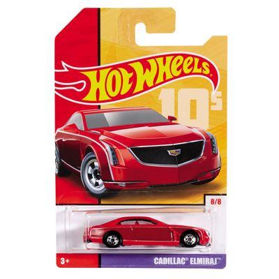 Mini-Veiculo-Die-Cast---Hot-Wheels---1-64---Retro---10-s---Cadillac-Elmiraj---Mattel