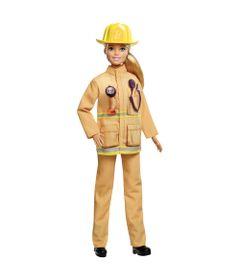 Boneca-Barbie-Colecionavel---Profissoes-60-Anos---Bombeira---Mattel