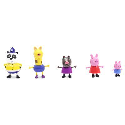Conjunto-de-Mini-Figuras---Peppa-Pig---Passeio-na-Cidade---DTC