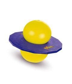 Pogobol---Roxo-e-Amarelo---Estrela