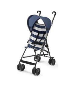 Carrinho-de-Passeio---Guarda-Chuva-Navy---Azul---Multikids-Baby