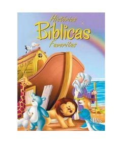 Livro-Infantil---Historias-Biblicas-Favoritas---Volume-Unico---TodoLivro