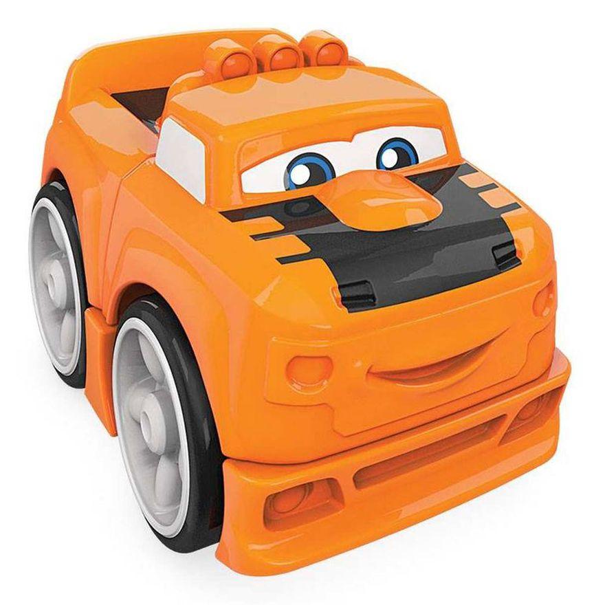 blocos-de-montar-mega-bloks-primeiros-carrinhos-de-competicao-laranja-mattel-_Frente
