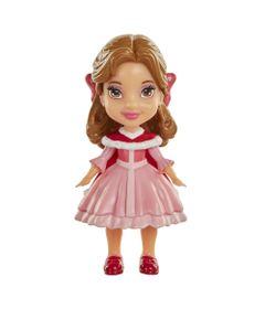 mini-bonecas-princesas-disney-bela-vestido-rosa-sunny-1263_Frente