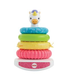 Piramide-de-Argolas---Unicornio-Magico---Fisher-Price