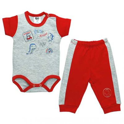 conjunto-body-manga-curta-e-calca-em-suedine-dino-cinza-e-vermelho-bb2-p-19581_Frente