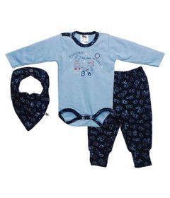 conjunto-body-manga-longa-calca-e-bandana-em-suedine-brincando-no-gelo-azul-bb2-p-19558_Frente