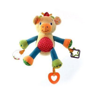 Chocalho-com-Mordedor-e-Atividades---Girafa---20cm---Love
